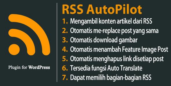 RSS AutoPilot – Unique Content Extractor