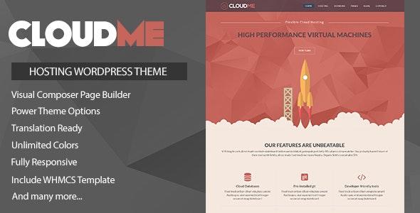 Cloudme Host – WordPress Hosting Theme
