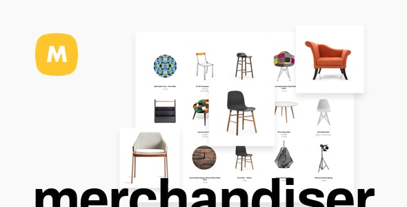 Merchandiser – Modern, Clean Online Store Theme for WooCommerce