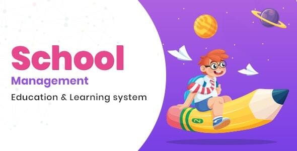 School Management Pro – Education & Learning Management system for WordPress