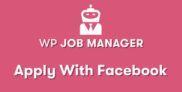 WP Job Manager Apply With Facebook Addon