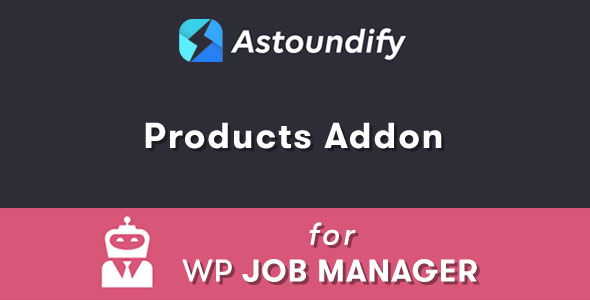 WP Job Manager Products Addon
