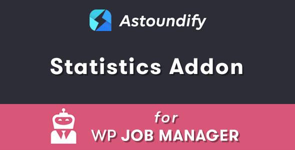 WP Job Manager Statistics Addon