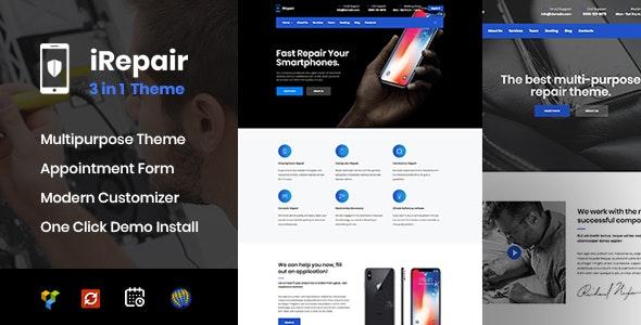 iRepair – Mobile & Electronic Repair